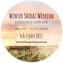 Winter shiraz weekend