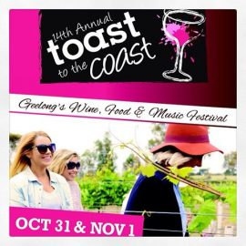 Toast to the Coast 2015